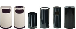 United Receptacle Econo Line Trash Cans, Waste Receptacles, Garbage Cans & Trash Containers