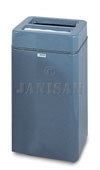"FG1630SQSUT Two Piece Model - 32 Gallon Capacity - 16"" Sq. x 30"" H - Disposal Opening is 11.5"" L x 5.5"" W"